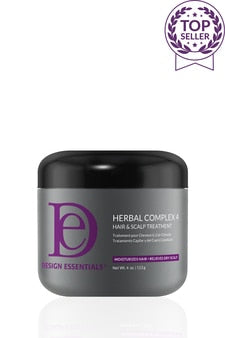 Design Essentials Herbal Complex 4 Hair & Scalp Treatment