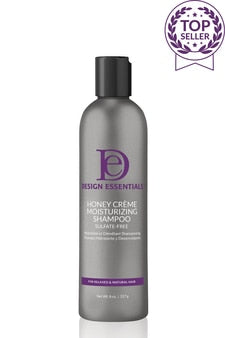 Design Essentials Honey Creme Moisture Retention Shampoo 8oz