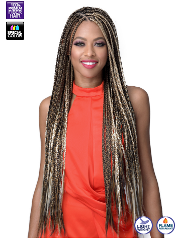 Bobbi Boss Jumbo Braid Feathertip