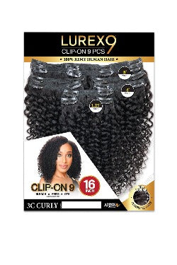 LUREX CLIP-ON 3C CURLY