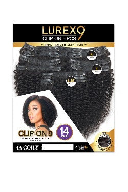 LUREX CLIP-ON 4A COILY