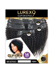 LUREX CLIP-ON 4B KINKY