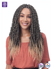 Bobbi Boss Nu Locs Spring Twist 18""
