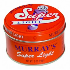 Murray's Super Light Hair Dressing Pomade 3oz