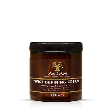As I Am Twist Defining Cream 8oz
