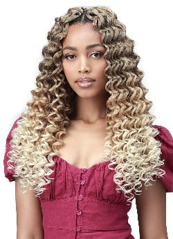 "Bobbi Boss: 3x Brazilian Loose Deep Curl 20"" Crochet Hair"