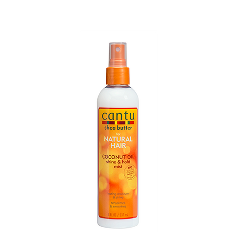 Cantu Coconut Oil Shine & Hold Mist