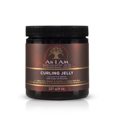 As I Am Curling Jelly Coil & Curl Definer 8oz
