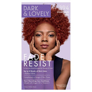 Dark n Lovely Fade Resistant Permanent Hair Color