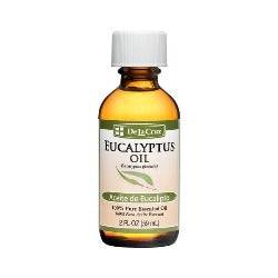 Aceite de la Cruz Eucalyptus Oil Natural - 2 oz