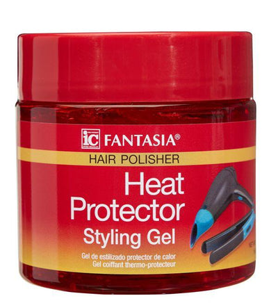 Fantasia HEAT PROTECTOR Styling Gel