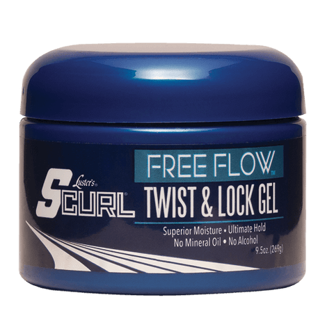 S CURL® Free Flow™ Twist & Lock Gel 9.5 oz