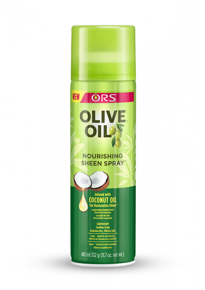 ORS Olive Oil Nourishing Sheen Spray, 11.70 oz. Pick up only