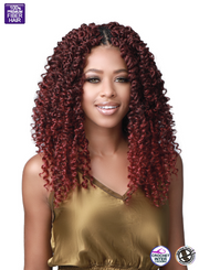 Bobbi Boss Crochet Braids 3X Passion Twist Boho Style 14""