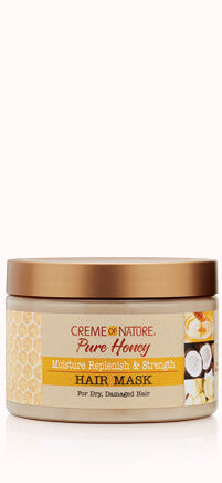Creme of Nature Moisture Replenish & Strength Hair Mask