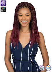 Bobbi Boss Synthetic Hair Bomba Senegal Twist 14""