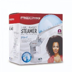 2 in 1 Hair and Facial Steamer by Red Kiss