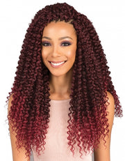 BRAZILIAN WATER CURL 18""