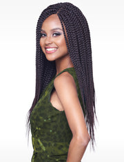EZ Kima Twin Braid 24""