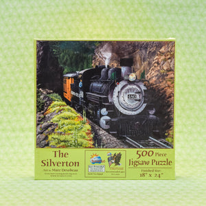 The Silverton 500 Piece Puzzle