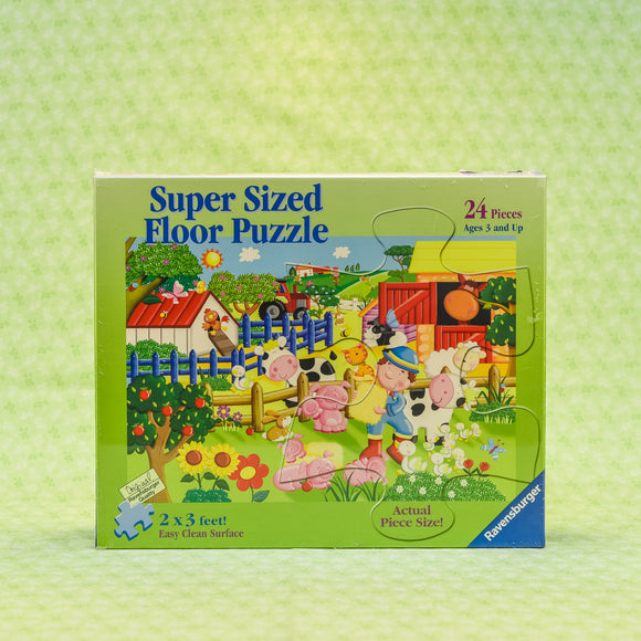 My Little Farm 24 Piece Floor Puzzle