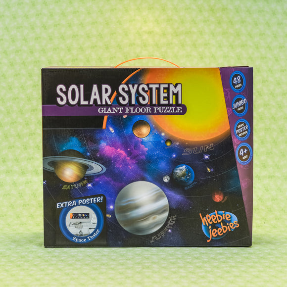 Solar System 48 Piece Giant Floor Puzzle