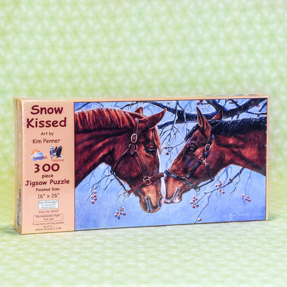 Snow Kissed 300 Piece Puzzle