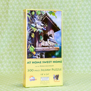 At Home Sweet Home 300 Piece Puzzle