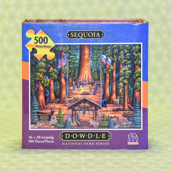 Sequoia 500 Piece Puzzle