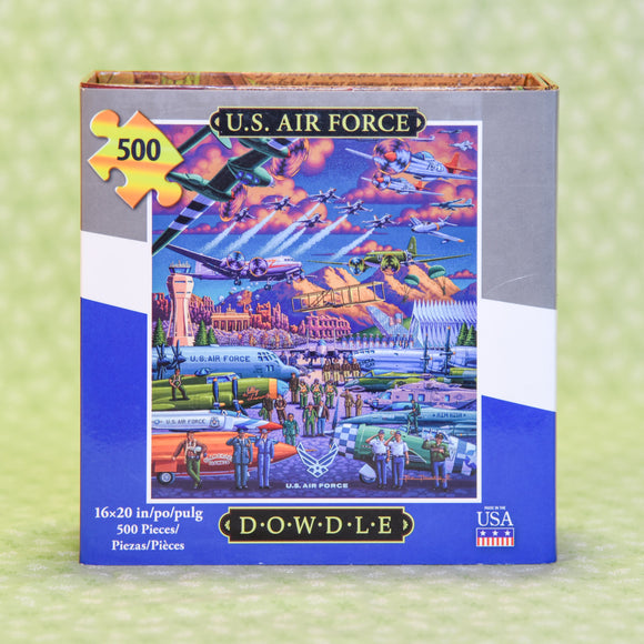 U.S. Air Force 500 Piece Puzzle