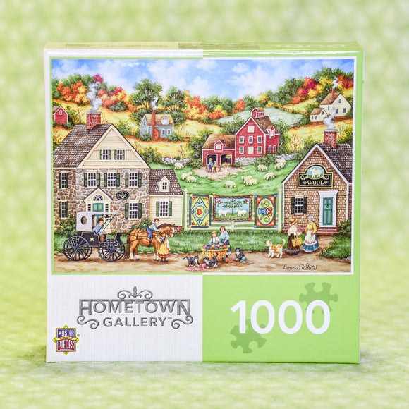 Great Balls of Yarn 1000 Piece Puzzle