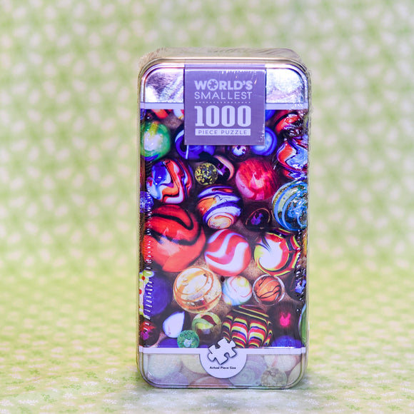 All My Marbles 1000 Piece Puzzle - World's Smallest