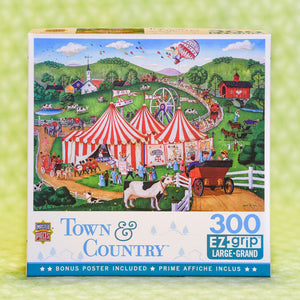 Jolly Time Circus 300 Piece Puzzle