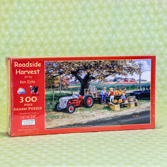 Roadside Harvest 300 Piece Puzzle