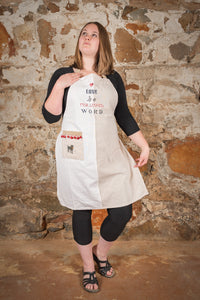 Apron Love is a Four Legged Word