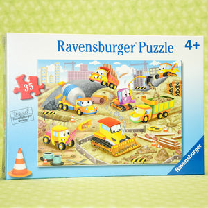 Raise The Roof 35 Piece Puzzle