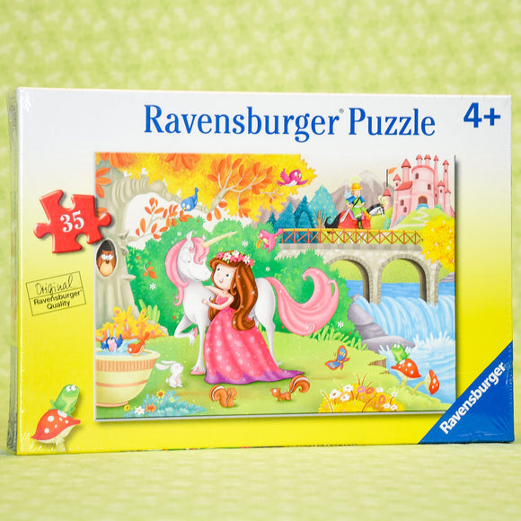 Afternoon Away 35 Piece Puzzle