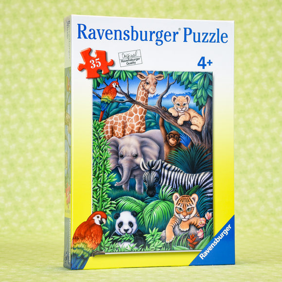 Animal Kingdom 35 Piece Puzzle