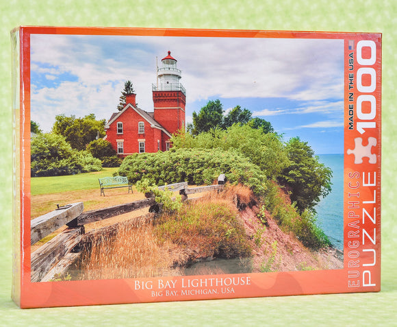 Big Bay Lighthouse 1000 Piece Puzzle