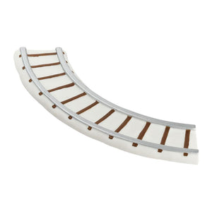 Northern Lights Curved Track - Set of 2 (retired)