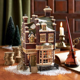Scrooge & Marley's Counting House - A Christmas Carol