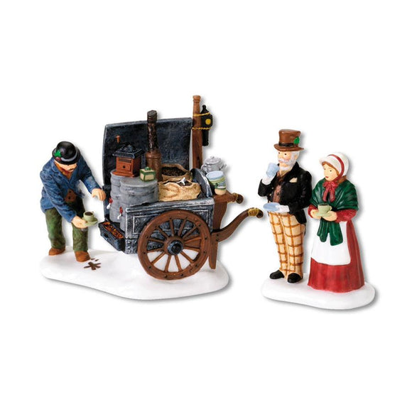 The Coffee Stall- Set of 2