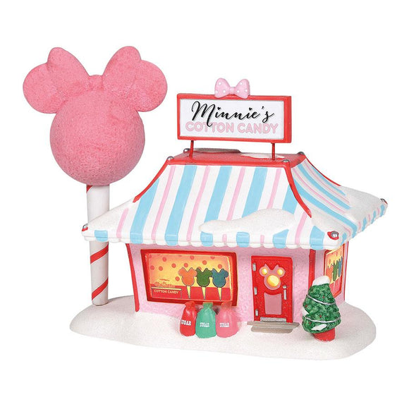 Minnie's Cotton Candy Shop