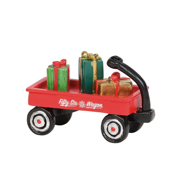 Christmas In a Wagon