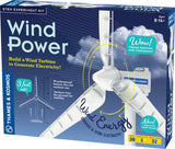 Wind Power 4.0 - Electricity Generating Turbines