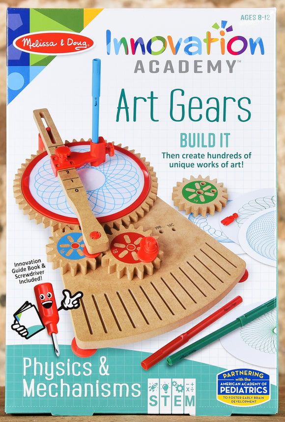 Innovation Academy - Art Gears