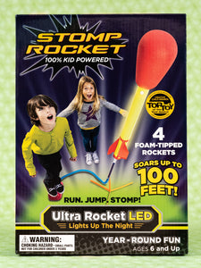 Stomp Rocket - Ultra Rocket LED