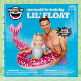 Pool Float Mermaid In Training