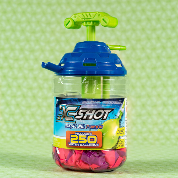 Water Balloon X-Shot Pumper