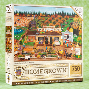 Peterson Farms 750 Piece Puzzle